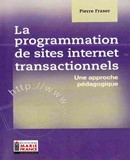 La programmation de sites Internet transactionnels