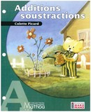 Mathou A, additions, soustractions, fichier de l'élève reproductible