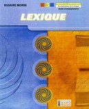 Lexique, 3e secondaire, guide d'enseignement