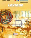 Lexique, 4e secondaire, guide d'enseignement