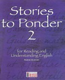 Stories to Ponder 2, 2e secondaire, fichier reproductible complet