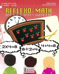 Réflexo-Math, 2e année du 2e cycle, 4e année, corrigé en format PDF
