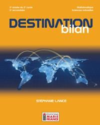 Destination bilan, 3e année du 2e cycle du secondaire, 5e secondaire - Sciences naturelles, corrigé