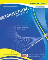 MAT-4172-2 Collecte de données en contexte fondamental, guide d'enseignement et corrigé