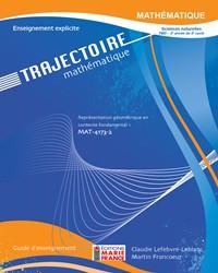 MAT-4173-2 Représentation géométrique en contexte fondamental 1, guide d'enseignement et corrigé