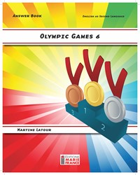 Olympic Games 6, Answer Book