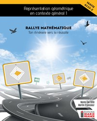 RALLYE MATHEMATIQUE 4153-2 GUIDE DE L'ENSEIGNANT