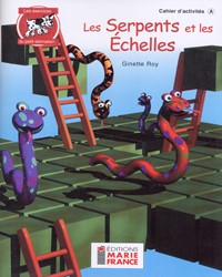 Les Serpents et les échelles A, cahier de l'élève