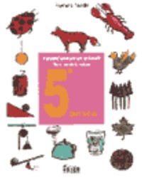 Environnement vivant, 5e année, cahier de l'élève