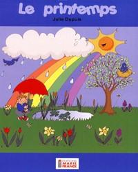 Le printemps, fichier reproductible complet