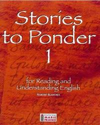 Stories to Ponder 1, 1re secondaire, cahier de l'élève