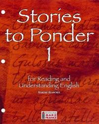 Stories to Ponder 1, 1re secondaire, fichier de l'élève reproductible