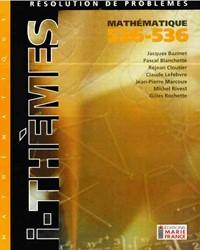 Résolution de problèmes (Orange) 526-536, fichier reproductible complet