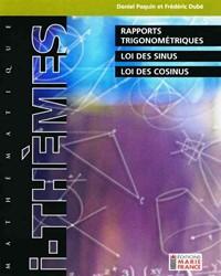 Rapports trigonométriques, loi des sinus, loi des cosinus, 426-436, fichier reproductible complet
