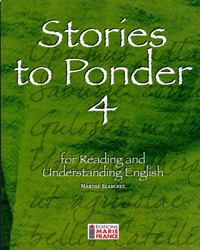 Stories to Ponder 4, 4e secondaire, cahier de l'élève