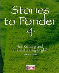 Stories to Ponder 4, 4e secondaire, fichier reproductible complet
