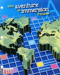 Mon aventure en immersion française A, fichier reproductible complet