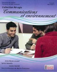 FRA-P105-4, Communications et environnement, recueil d'activités