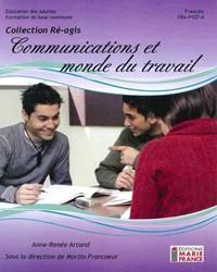FRA-P107-4, Communications et monde du travail, recueil d'activités