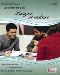 FRA-P106-4, Langue et culture, recueil d'activités