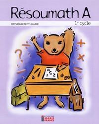 Résoumath 1A, 1re année, fichier reproductible complet