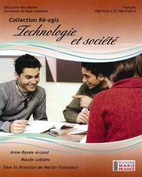 FRA-P103-4 et FRA-P104-4, Technologie et société, recueil d'activités