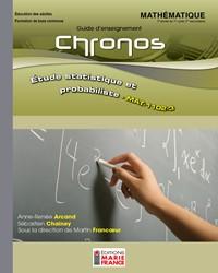MAT-1102-3, Étude statistique et probabiliste, guide d'enseignement et corrigé